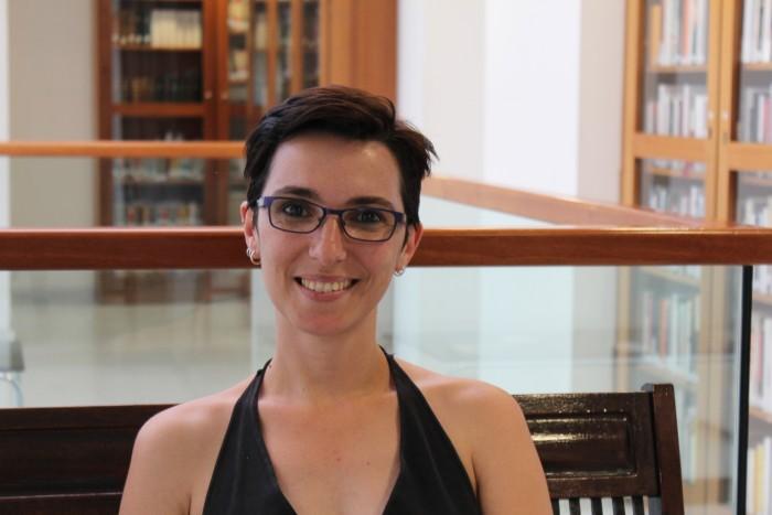 L'escriptora Bel Olid | Foto: Laura Basagaña.
