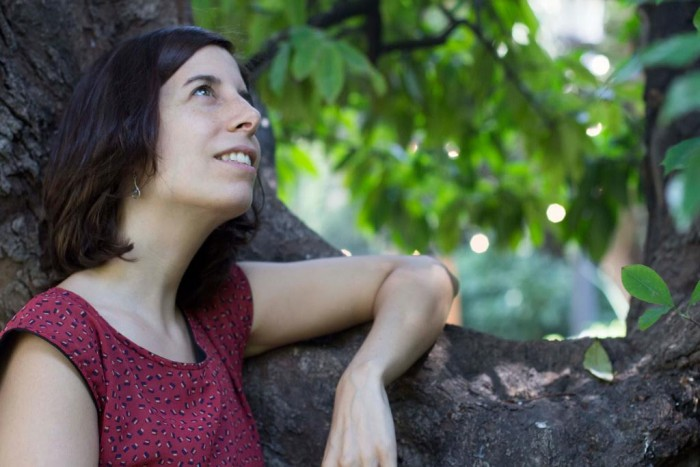 Anna Gual | Foto: Alexandra Massagué.