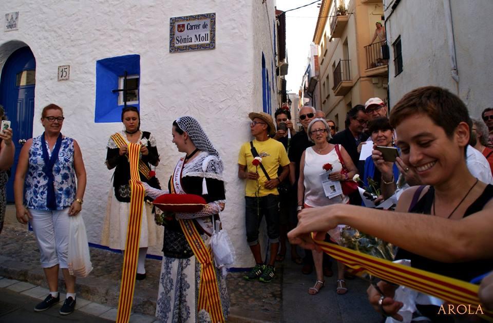 Carrer de Sònia Moll | Foto: Carles Arola.