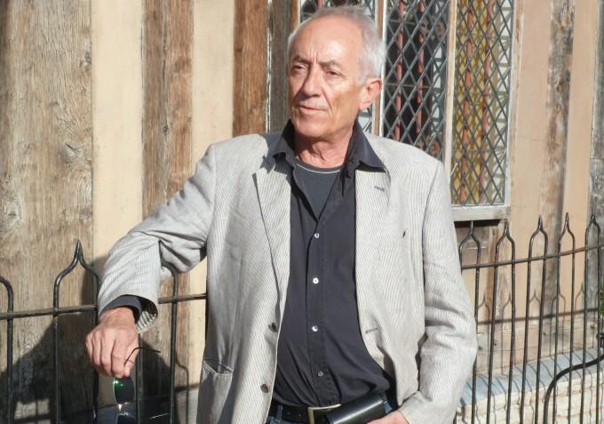 El poeta Salvador Oliva | Foto: Arxiu particular.