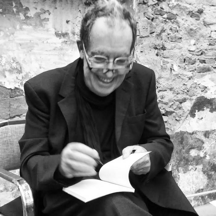 Miquel de Palol a la llibreria Calders de Barcelona | Foto: Laura Basagaña.