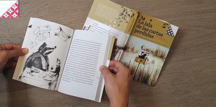 L'illa de les cartes perdudes | Foto: Editorial Babulinka.