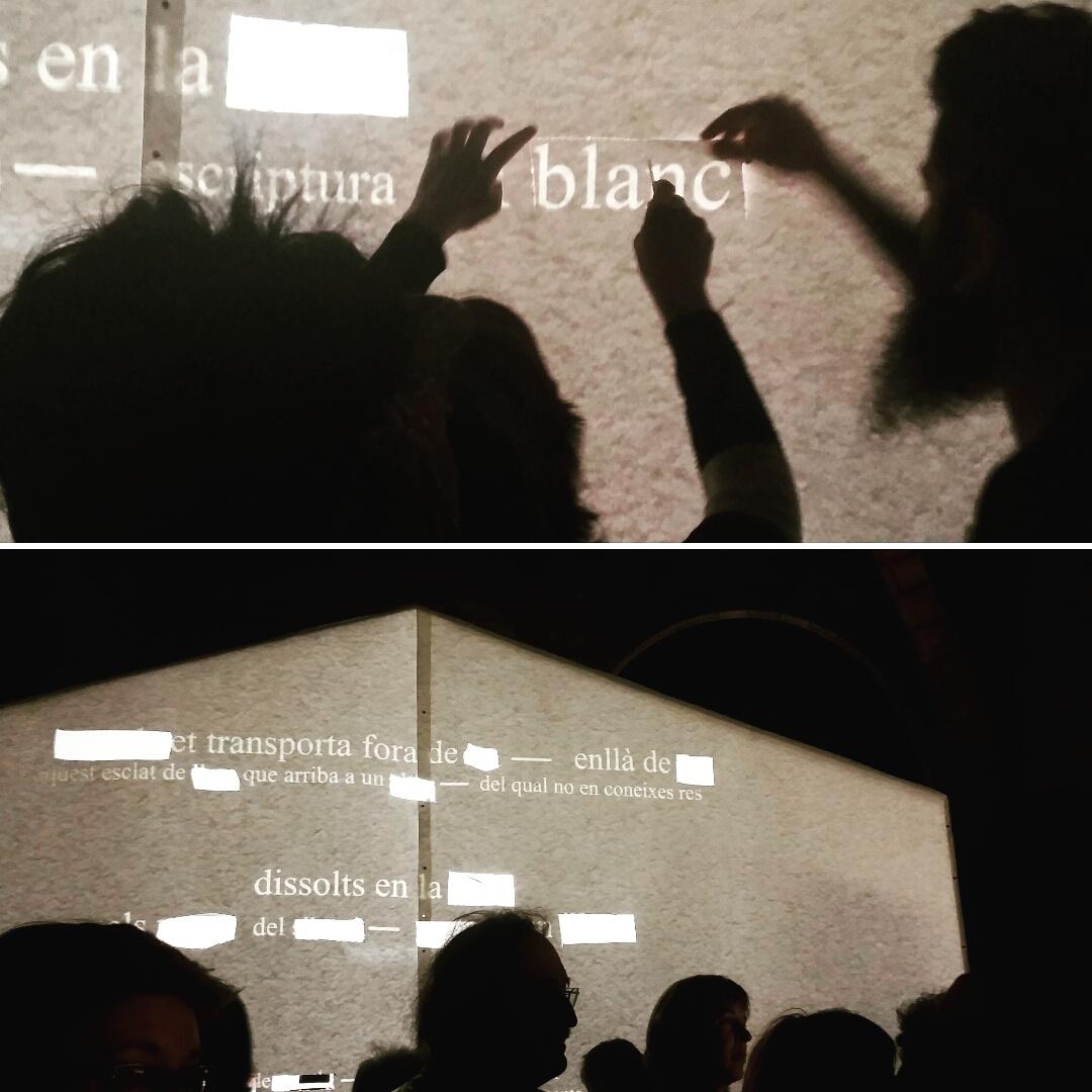 L'Arca de la llum i el silenci: arquitectura efímera i poesia es donen la mà
