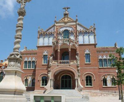 L'Hospital de Sant Pau   Foto: La Guia Viajera.