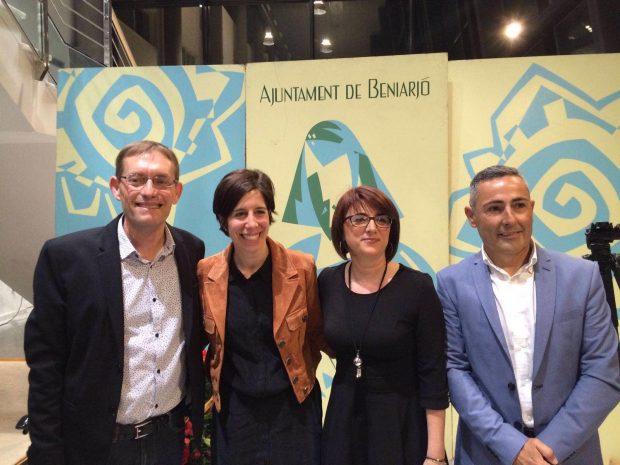 Anna Gual, guardonada amb els premis de poesia Bernat Vidal i Tomàs i Senyoriu D'Ausiàs March