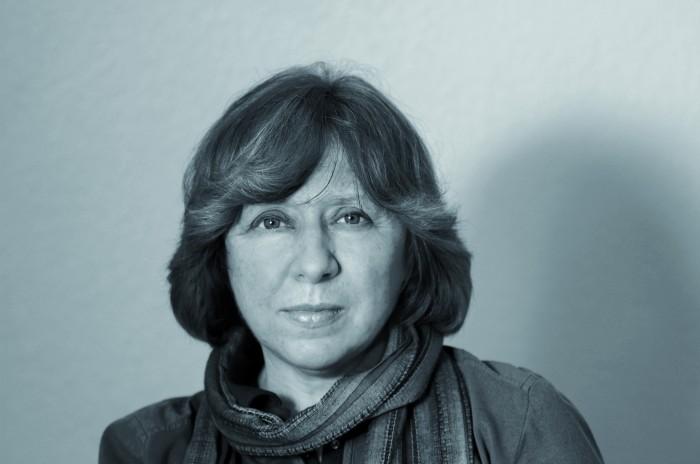 Svetlana Aleksiévitx | Foto: Margarita Kabakova/ Raig Verd.