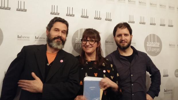 Una dècada d'alabatres, amb LaBreu Edicions