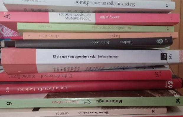 Recomanacions literàries per Sant Jordi!