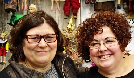 Mercè Bagaria i Marta Pérez Sierra