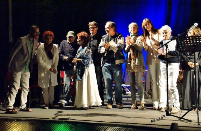 Recital de cloenda de la 10a Festa de la Poesia de Sitges | Foto: Carles Arola.