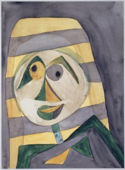 La Rodoreda pictòrica. Imatge cedida per la Fundació Mercè Rodoreda.