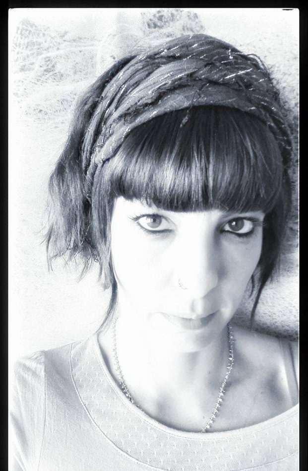 L'escriptora Anna Carreras | Foto: Arxiu personal.
