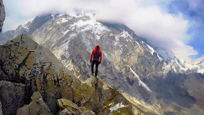 L'alpinista Hervé Barmasse serà a la Fira del Llibre de Muntanya Vic-Collsacabra | Foto: Mountlive.