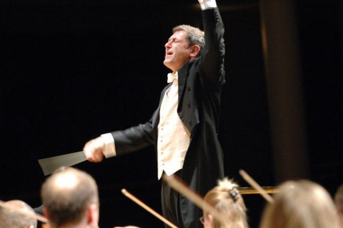 Salvador Brotons estrenarà el 'Doble concert per a flauta, violí i cordes' al Festival de Concavella | Foto: Festival de Música de Concavella.